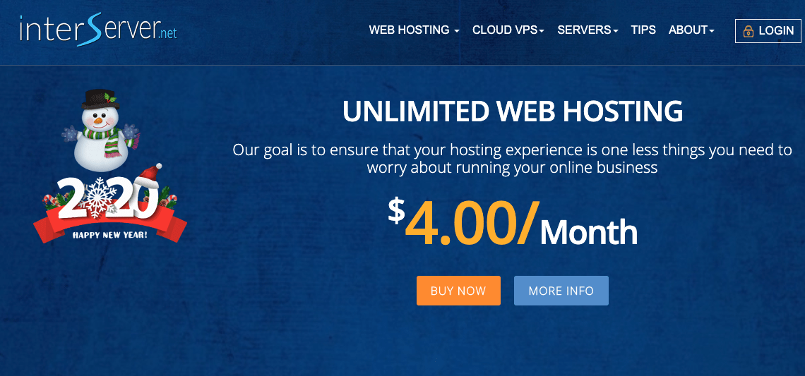 Interserver Hosting Review: Features, Host Performance and Stats