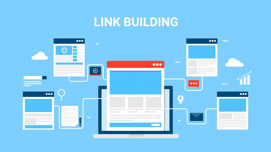 Top 3 tips for link building in SEO