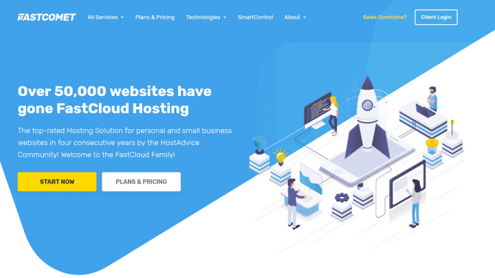 FastComet Hosting Review 2020: Which plan should you choose?