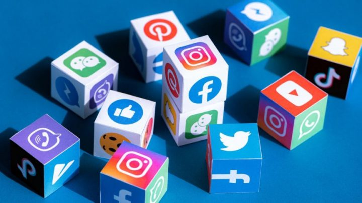 Most prominent social media apps used online!